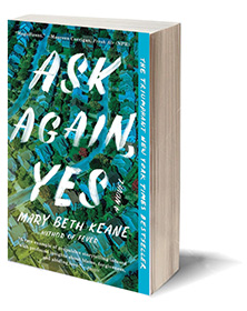 Ask Again, Yes: A Novel Cover