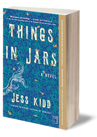 Things in Jars: A Novel Cover