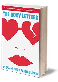 The Roxy Letters: A Novel Cover