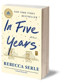 In Five Years: A Novel Cover