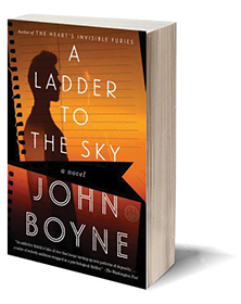 A Ladder to the Sky: A Novel Cover