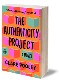 The Authenticity Project: A Novel Cover