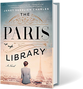 Image of The Paris Library book