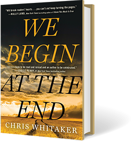 Image of We Begin at the End: A Novel book