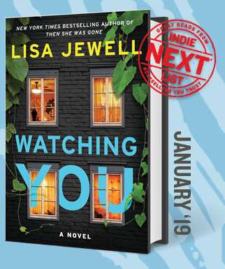 Watching You: A Novel by Lisa Jewell