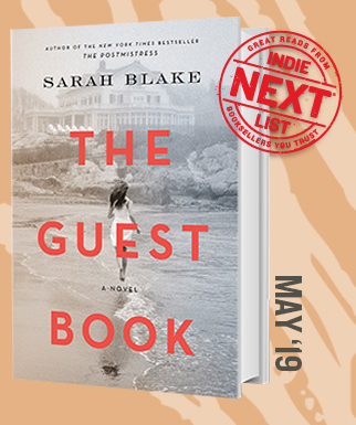 The Guest Book: A Novel by Sarah Blake