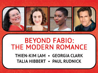 Beyond Fabio: The Modern Romance