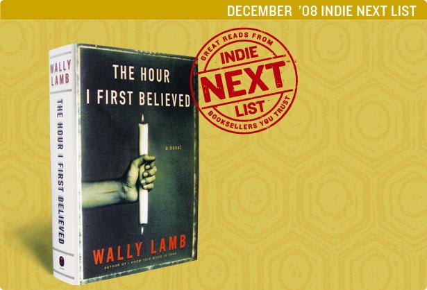 December 2008 Indie Next List Header Image