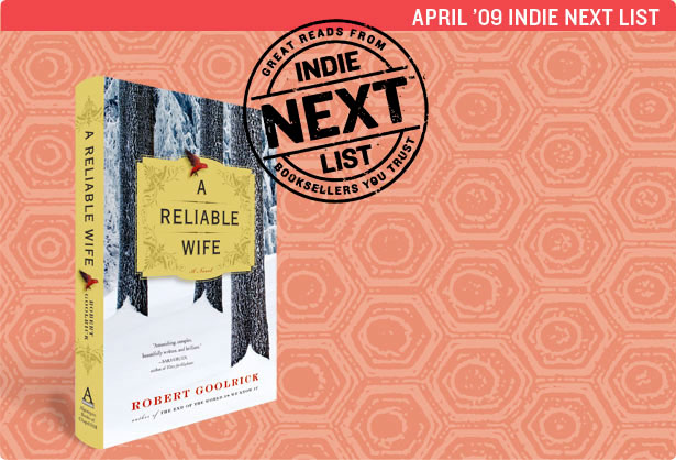 April 2009 Indie Next List Header Image