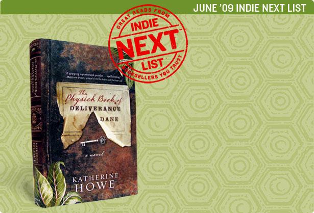 June 2009 Indie Next List Header Image