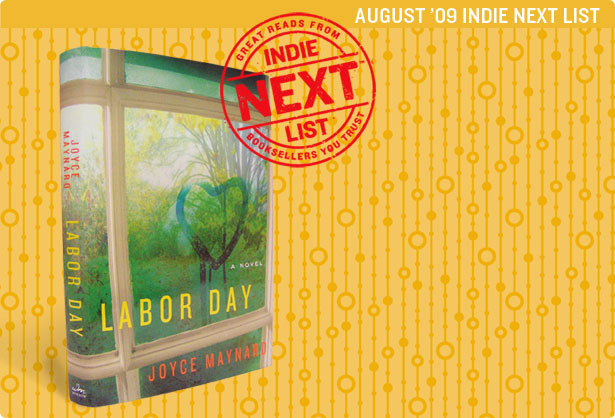 August 2009 Indie Next List Header Image