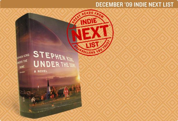 December 2009 Indie Next List Header Image