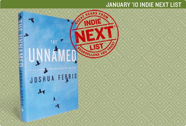 January 2010 Indie Next List Header Image