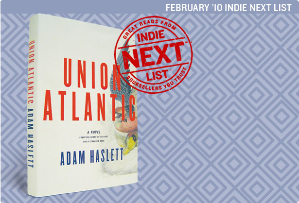 February 2010 Indie Next List Header Image