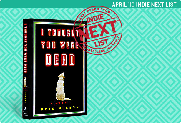 April 2010 Indie Next List Header Image
