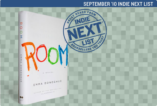 September 2010 Indie Next List Header Image