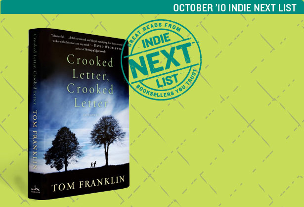 October 2010 Indie Next List Header Image