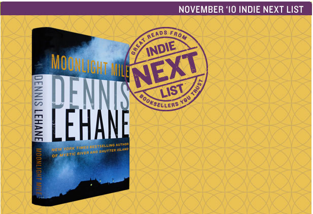 November 2010 Indie Next List Header Image