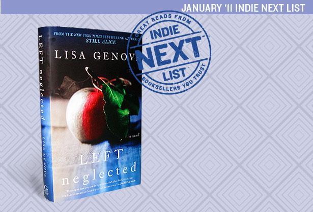 January 2011 Indie Next List Header Image