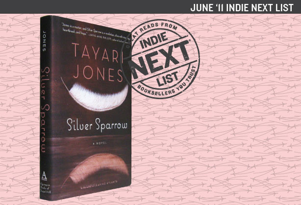 June 2011 Indie Next List Header Image