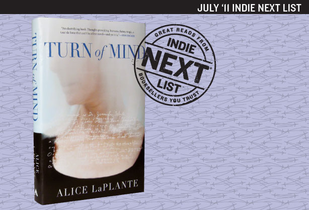 July 2011 Indie Next List Header Image