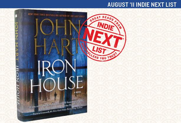 August 2011 Indie Next List Header Image
