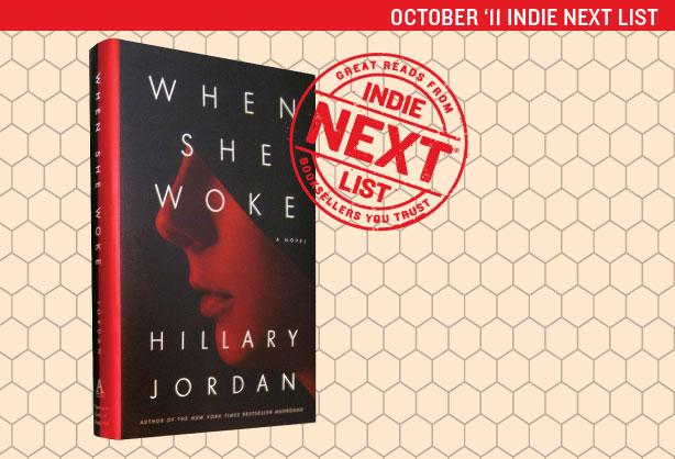 October 2011 Indie Next List Header Image