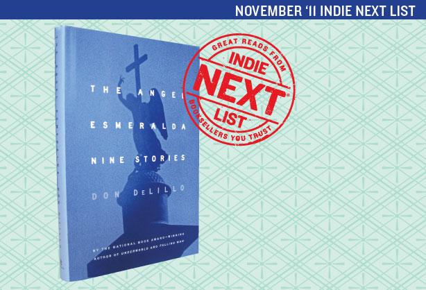 November 2011 Indie Next List Header Image
