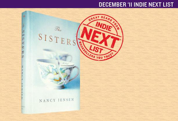 December 2011 Indie Next List Header Image