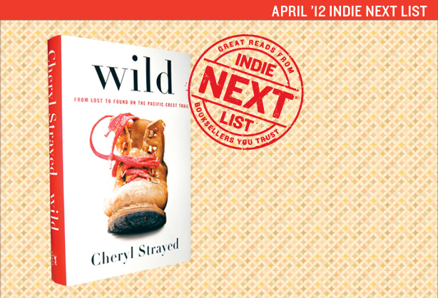 April 2012 Indie Next List Header Image