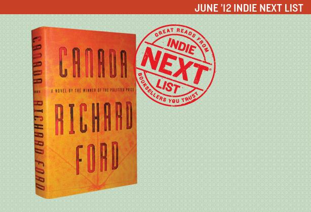 June 2012 Indie Next List Header Image