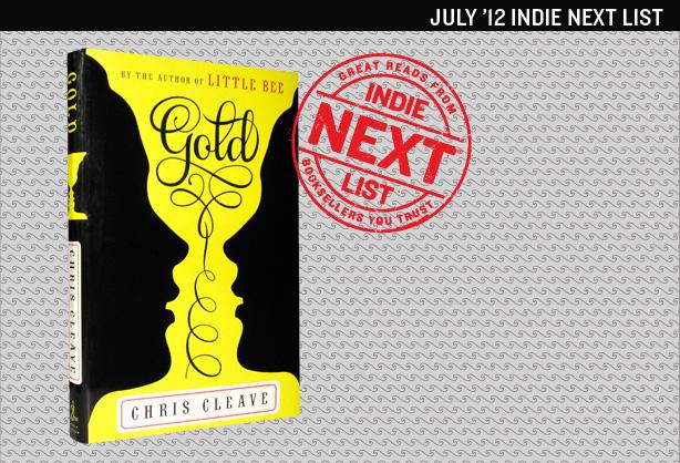 July 2012 Indie Next List Header Image