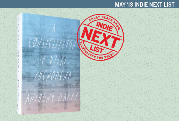 May 2013 Indie Next List Header Image