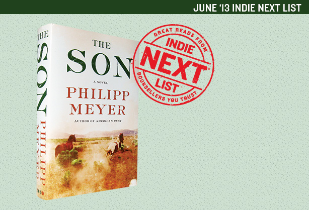 June 2013 Indie Next List Header Image