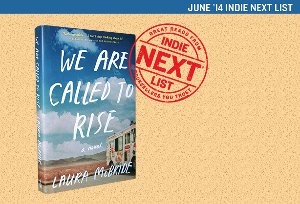 June 2014 Indie Next List Header Image