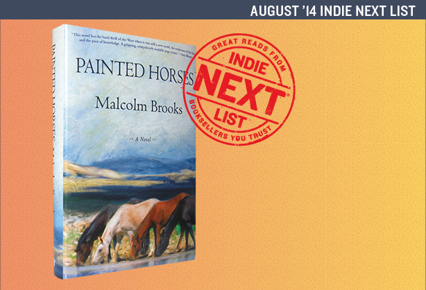 August 2014 Indie Next List Header Image
