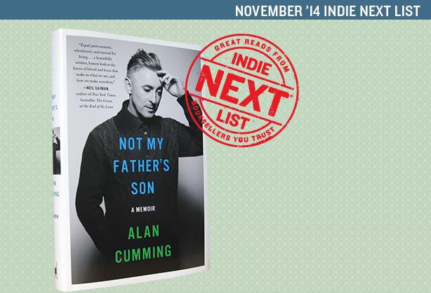 November 2014 Indie Next List Header Image