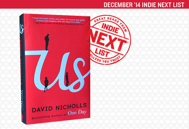 December 2014 Indie Next List Header Image