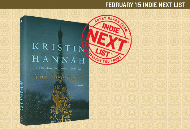 February 2015 Indie Next List Header Image