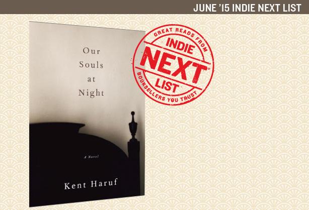 June 2015 Indie Next List Header Image