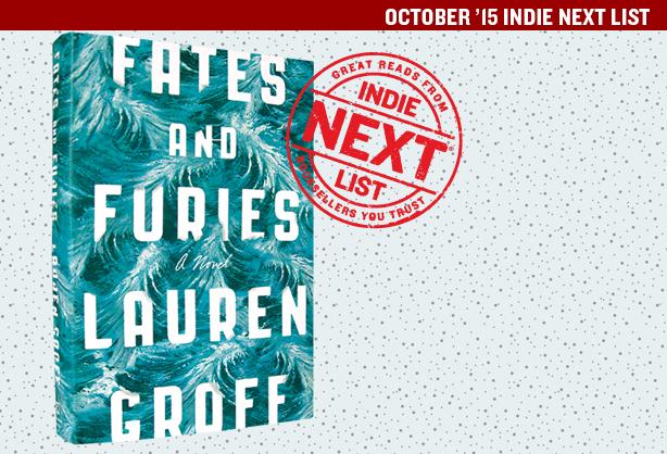 October 2015 Indie Next List Header Image