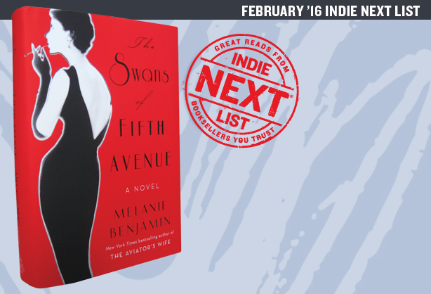 February 2016 Indie Next List Header Image