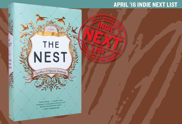 April 2016 Indie Next List Header Image