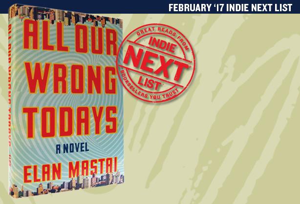 February 2017 Indie Next List Header Image